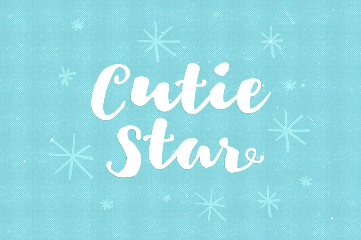 cutie star free font download