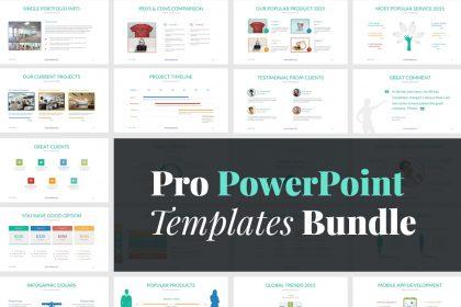 Pro PowerPoint Templates