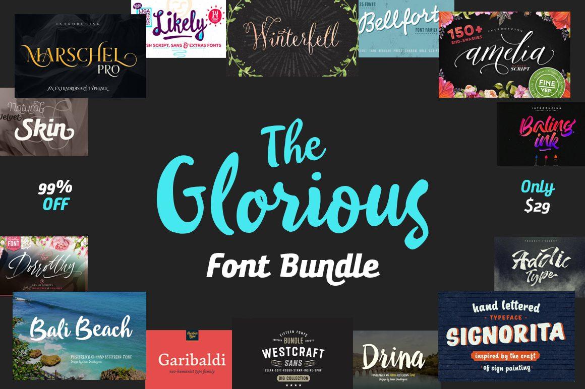 Glorious Font