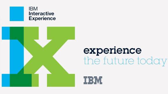 IBM iX New Design Logo