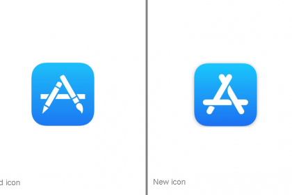App Store New Logo Might Got You in The Mood for Ice Cream Bar