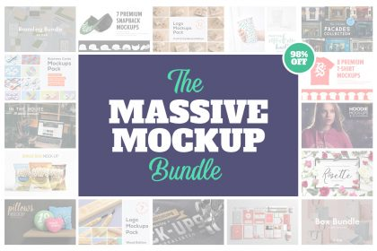 Massive Mock-Ups Bundle