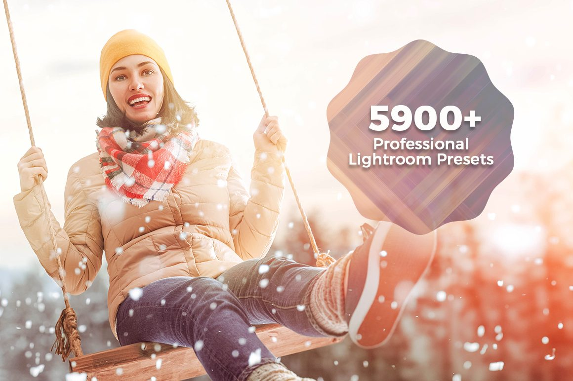 The Colossal Bundle - 5985 Premium Lightroom Presets