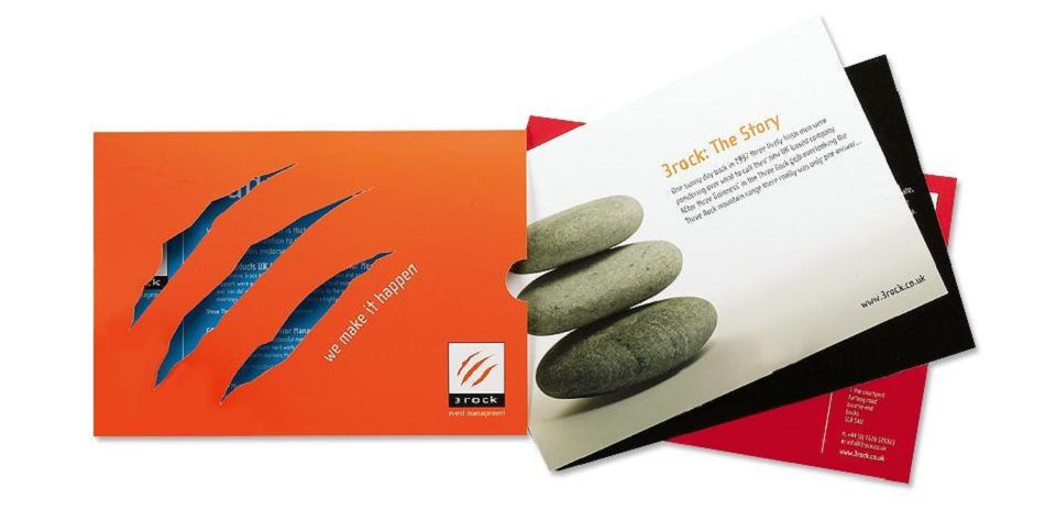 Keys for Designing Remarkable Brochures
