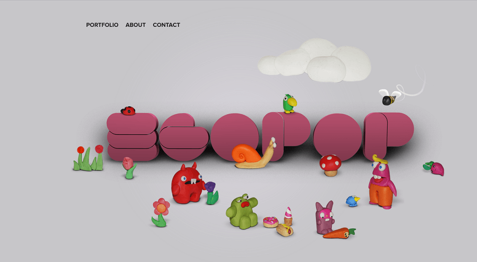 9 Web Design with Creative Illustrations