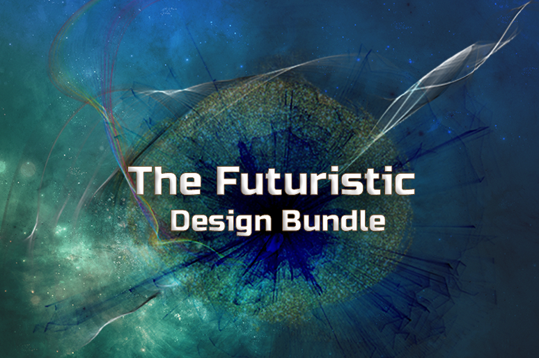The Futuristic Design Bundle