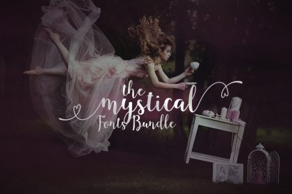 The Mystical Fonts Bundle