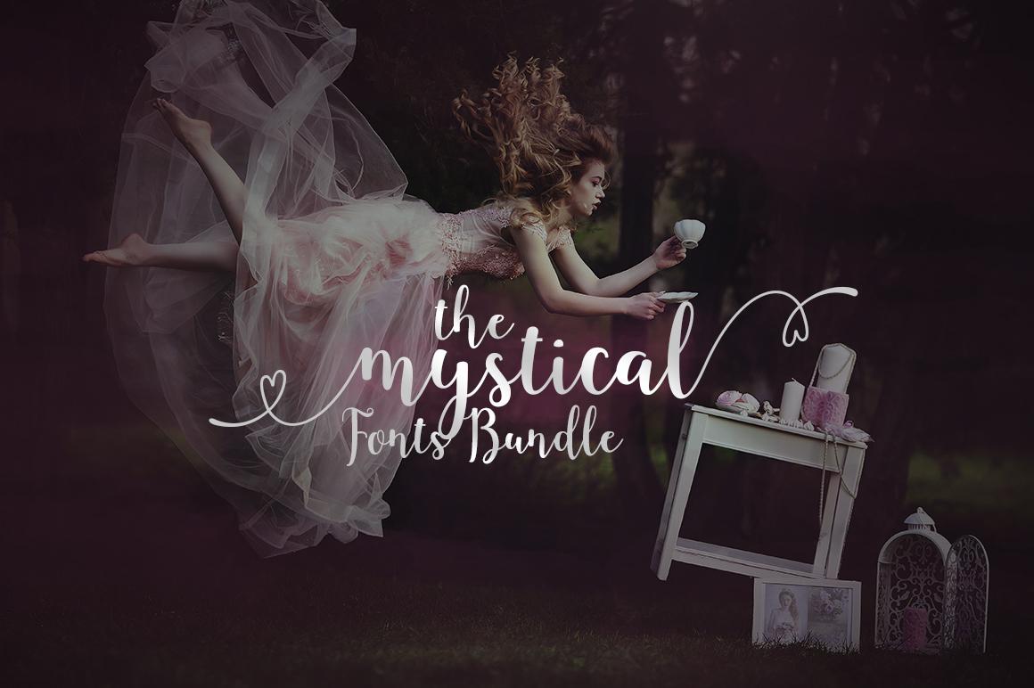 The Mystical Fonts Bundle