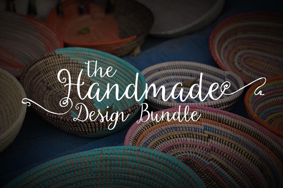 The Handmade Design Bundle
