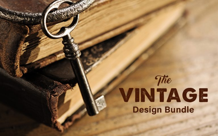 The Vintage Design Bundle