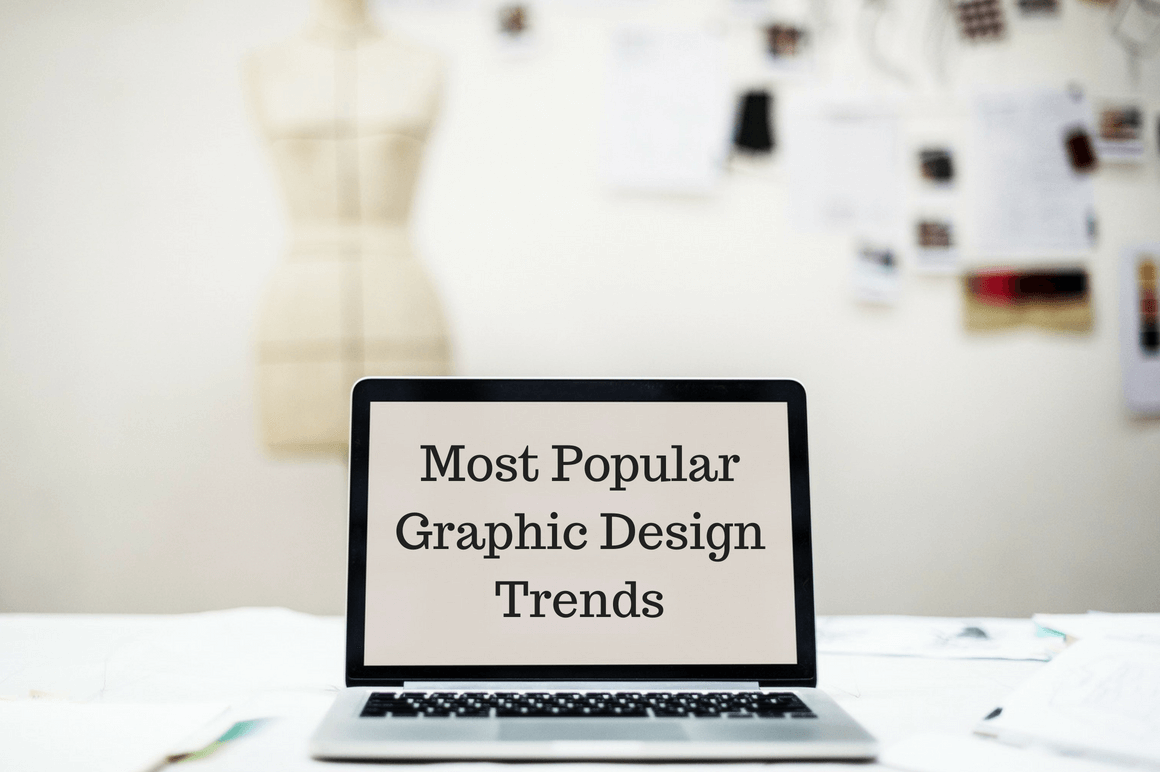 Most Popular Graphic Design Trends Every Successful Business Brand is Using