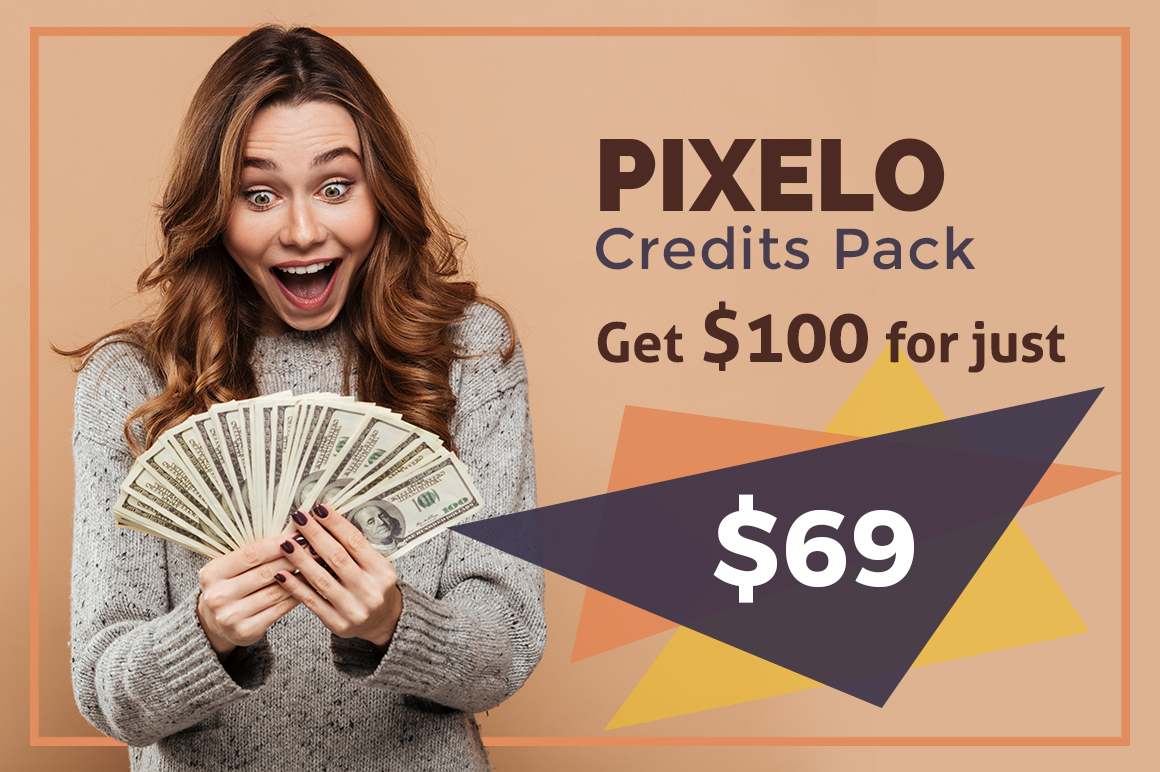 Pixelo Credits Pack