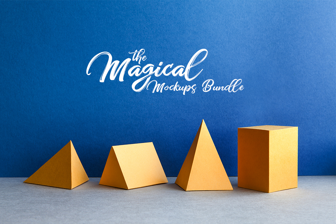 The Magical Mockups Bundle