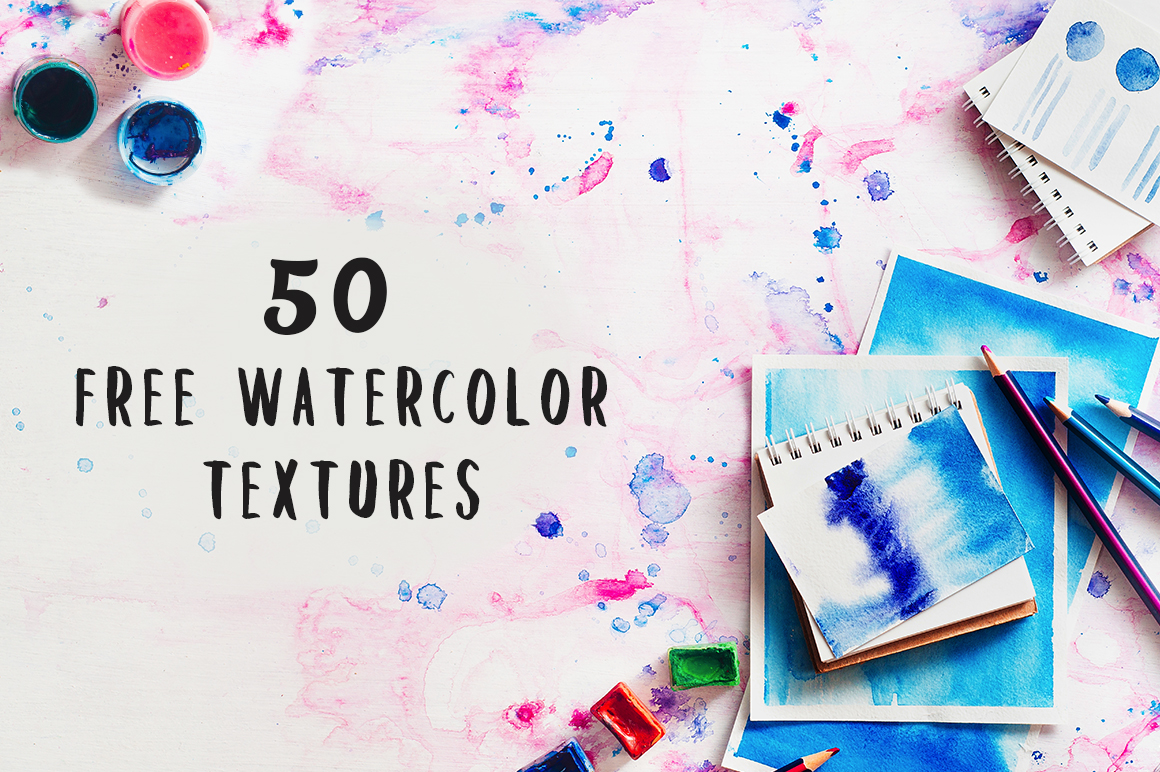 watercolor textures