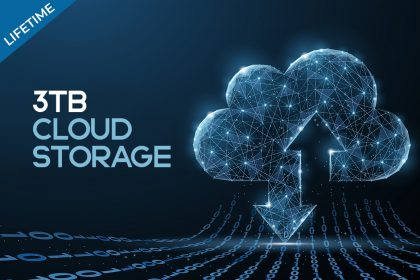 3TB Cloud Storage from Zoolz for Lifetime