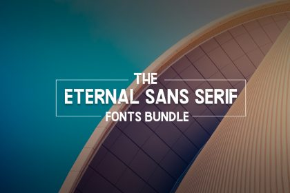 The Eternal Sans Serif Fonts Bundle