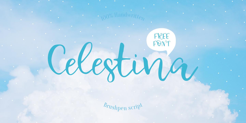 Free Celestina Font