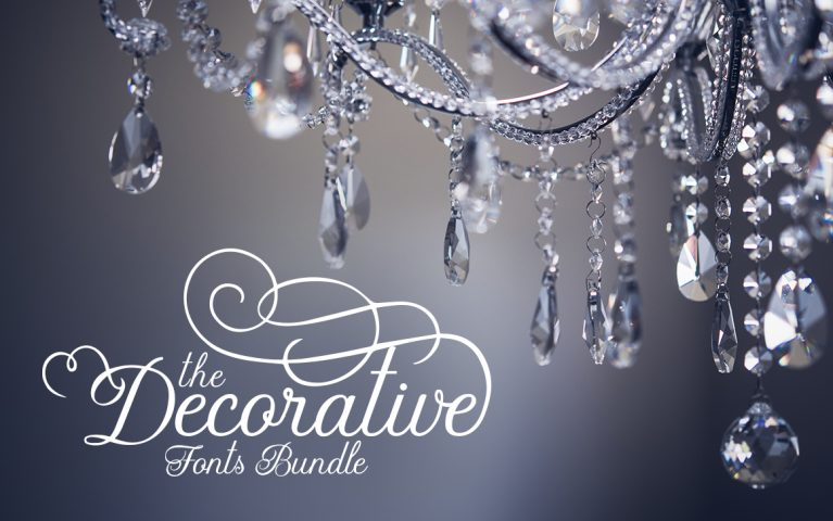 The Decorative Fonts Bundle