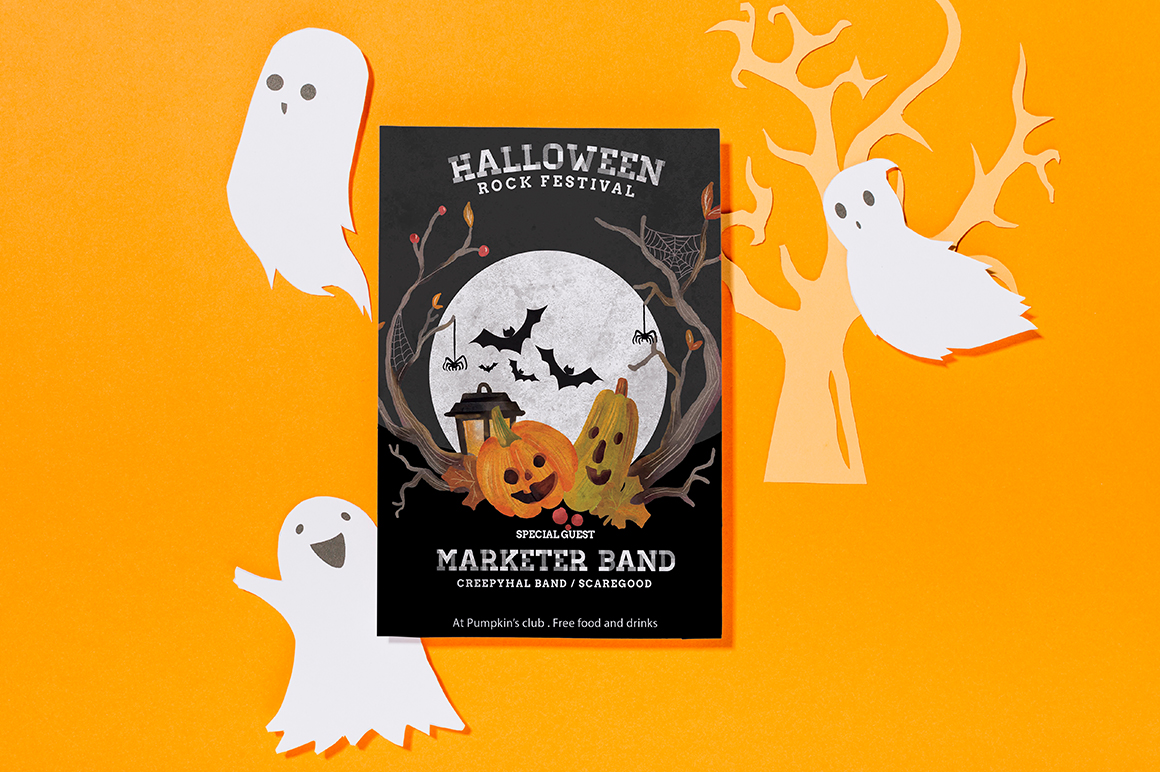 10 Free Halloween Cards From Pixelo Download Now