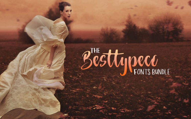 The BestTypeCo Fonts Bundle