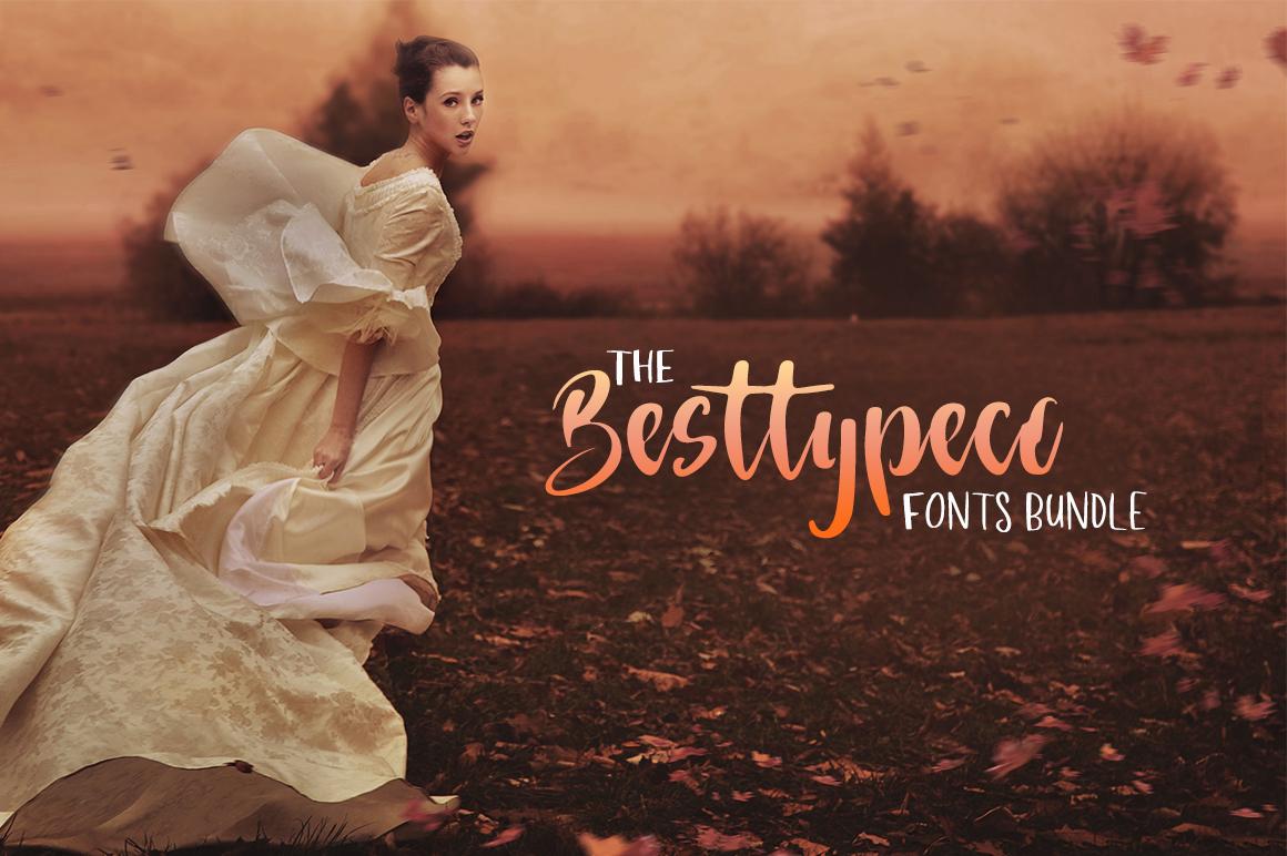 The BestTypeCo Fonts Bundle