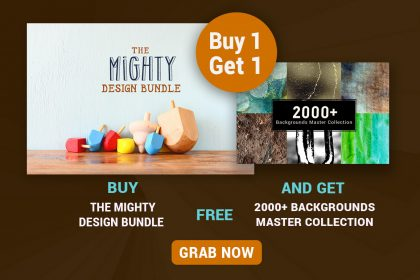 The Mighty Design Bundle
