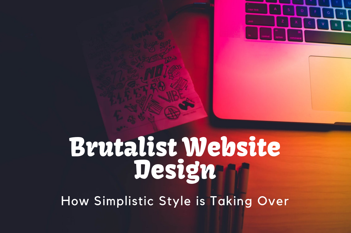 Brutalist Website Design