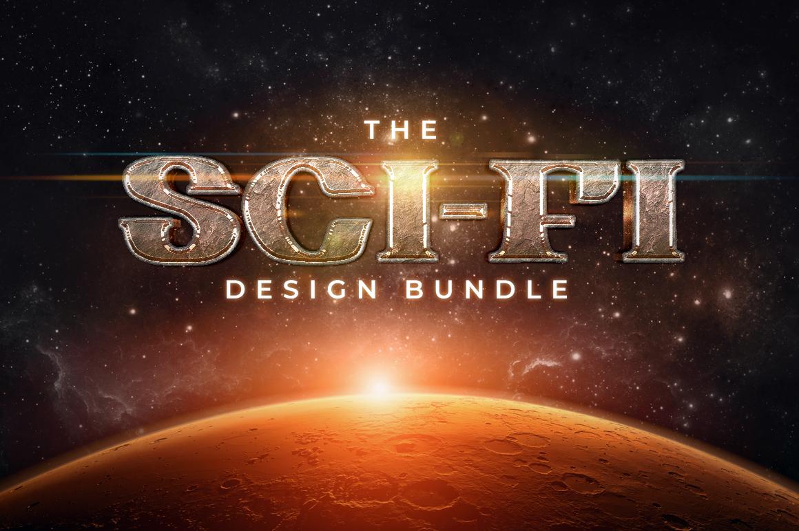 Science Fiction Art Bundle