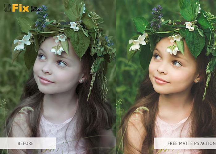10 FREE Photoshop Actions – Make Your Photos POP in 5 Minutes