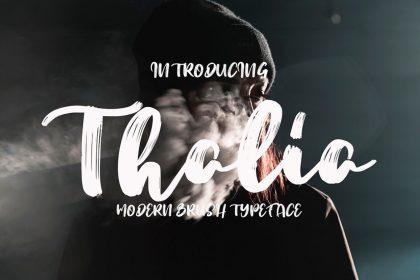 thalia free font