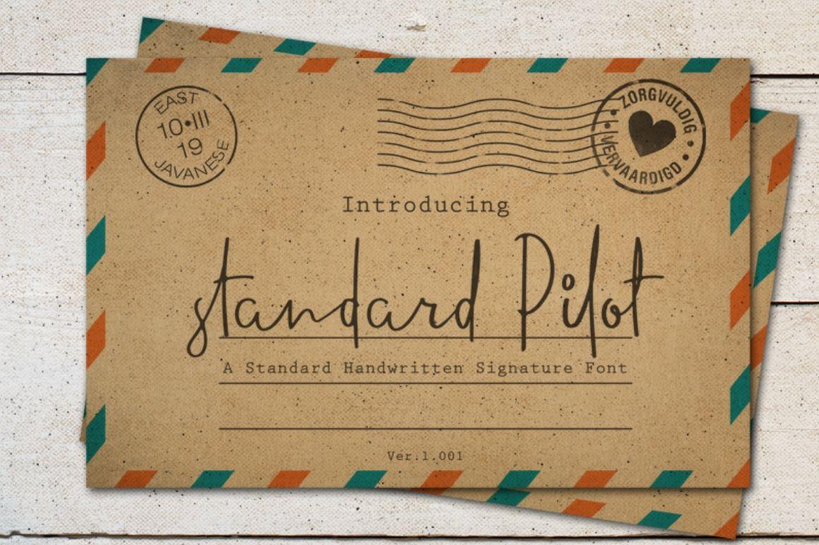 Standard Pilot