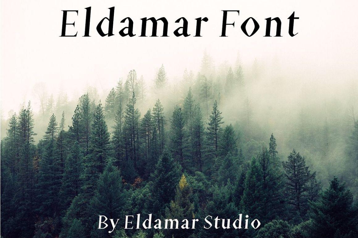 Eldamar Font