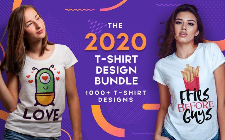 2020 t-shirt design