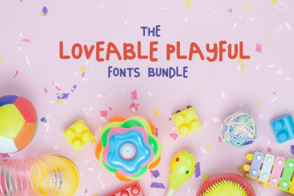 playful fonts
