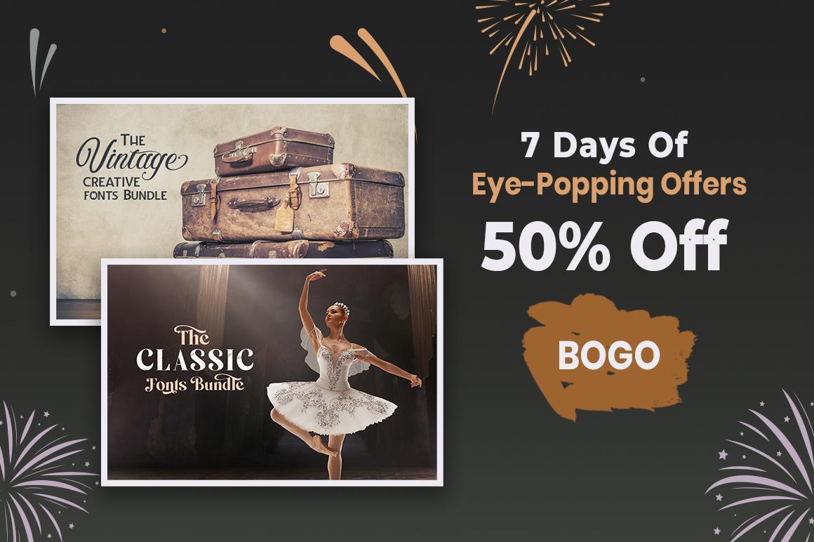 Eye popping offers
