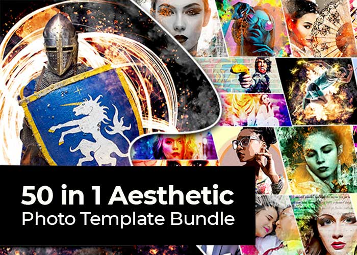 Photo Template Bundle